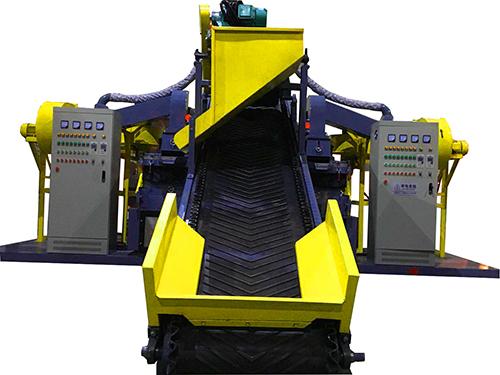 Drying type copper recycling machine_Taizhou, environmental
